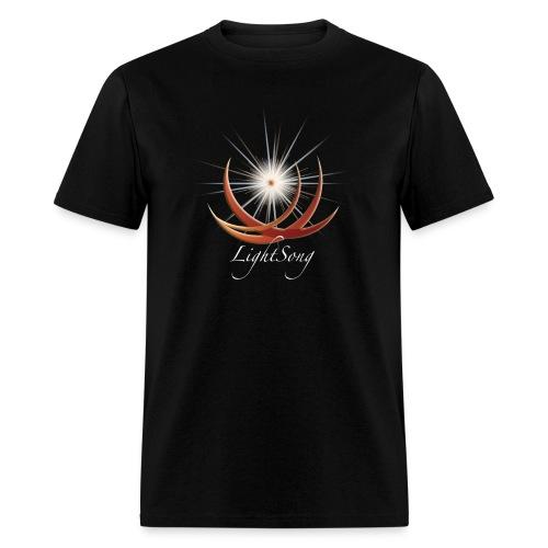 Unisex LightSong Never Is Nothing Happening Tee - Men's T-Shirt