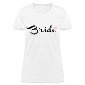 BRIDE - Women's T-Shirt