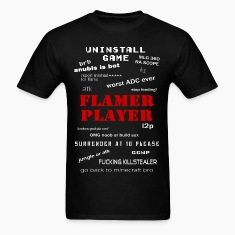 Flamer Player: Smite T-Shirts