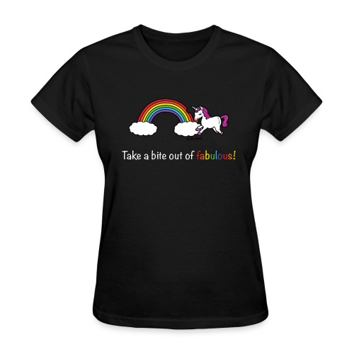 Women's Fabulous T-shirt - Women's T-Shirt