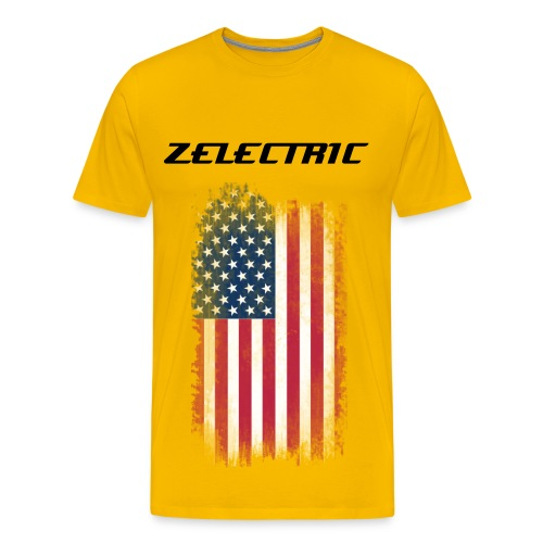 ZELECTRIC T-Shirt - Men's Premium T-Shirt