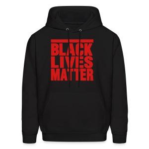 Black Lives Matter Sweatshirt - Men's Hoodie