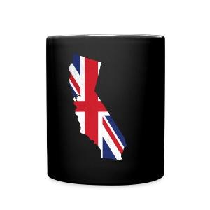 Brit in Cali Mug - Full Color Mug