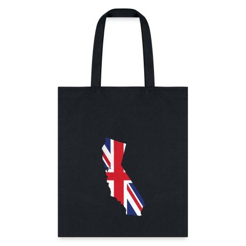 Brit in Cali Tote - Tote Bag