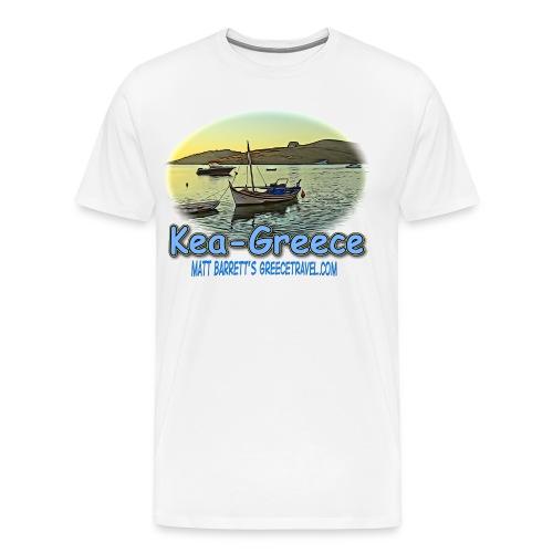 Kea-Soultana (men) - Men's Premium T-Shirt