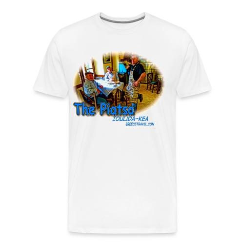The Piatsa (men) - Men's Premium T-Shirt