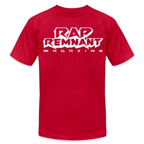 MENS - Rap Remnant Tee - RED - Men's  Jersey T-Shirt