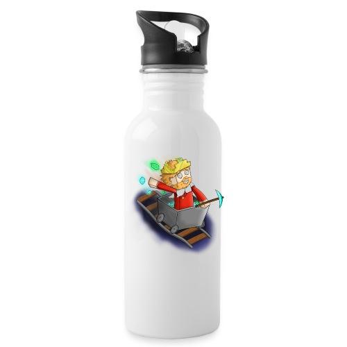 Minecart Water Bottle - Water Bottle