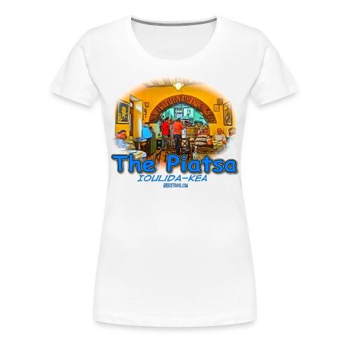 Kea Piatsa 2 (women) - Women's Premium T-Shirt