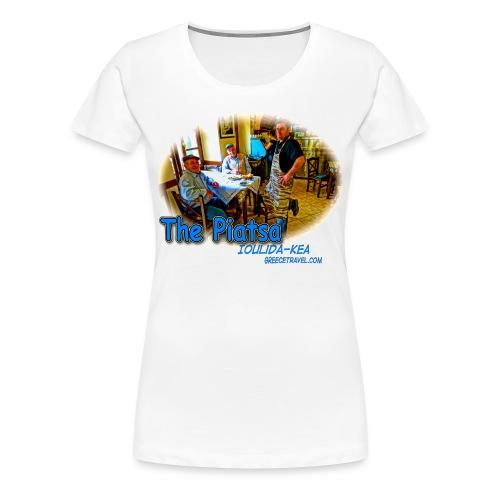 The Piatsa (women) - Women's Premium T-Shirt