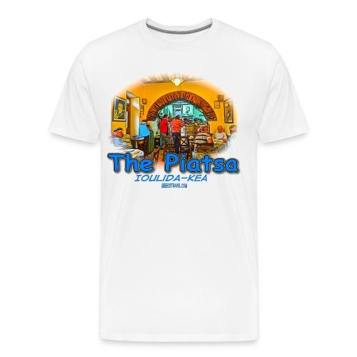 Kea Piatsa 2 (men) - Men's Premium T-Shirt
