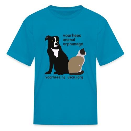 Dog and Cat Tee - Kids' T-Shirt