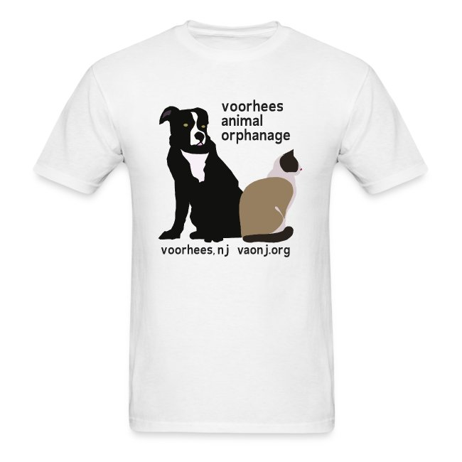 Dog and Cat Tee