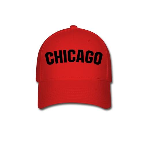 Baseball Cap by Ottoflex with Chicago - Baseball Cap
