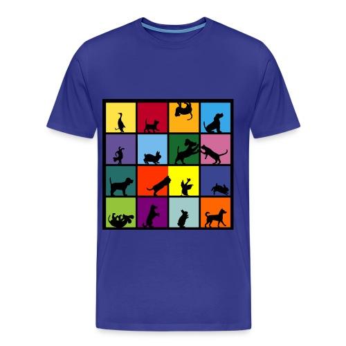 Pets - Men's Premium T-Shirt