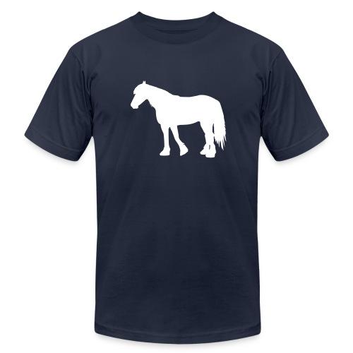 The Big Horse - Men's  Jersey T-Shirt