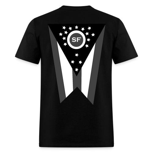 SF Flag Shirt - Men's T-Shirt