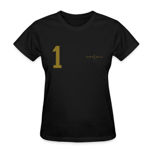 Hope #1 Jersey Tee SE - Women's T-Shirt
