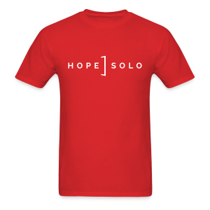 Hope Logo Shirt  - Men's T-Shirt
