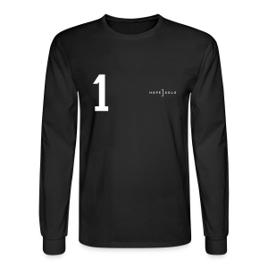 Hope #1 Jersey Long Sleeve Tee - Men's Long Sleeve T-Shirt