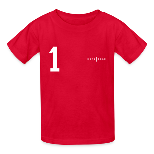 Hope #1 Jersey Tee - Kids' T-Shirt