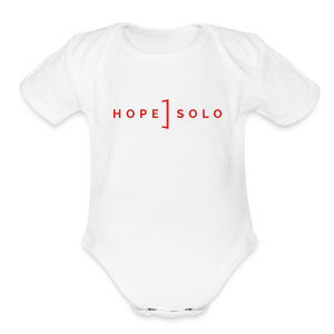Hope Onesie - Short Sleeve Baby Bodysuit