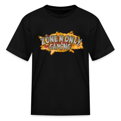Kids Z One N Only Gaming Shirt - Kids' T-Shirt