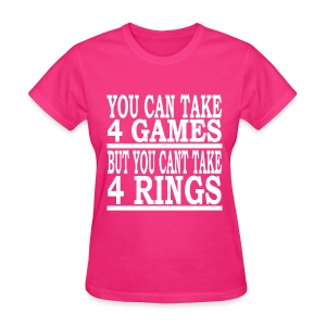 4 Rings Tee  - Women's T-Shirt