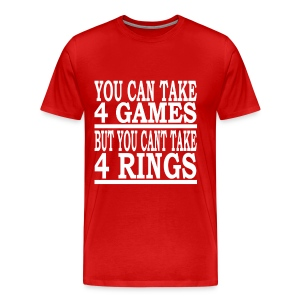 4 Rings Tee (3-5X) - Men's Premium T-Shirt