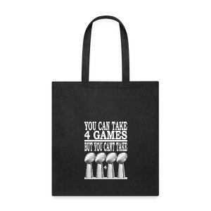 Can't Touch This Tote - Tote Bag