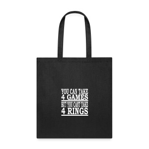 4 Rings Tote - Tote Bag