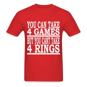 4 Rings Tee - Men's T-Shirt