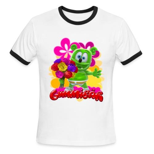 Valentines Gummy bear! - Men's Ringer T-Shirt