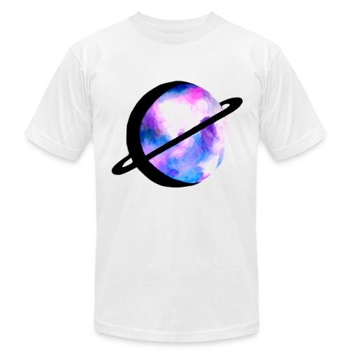 SPACE BABE - Men's Fine Jersey T-Shirt