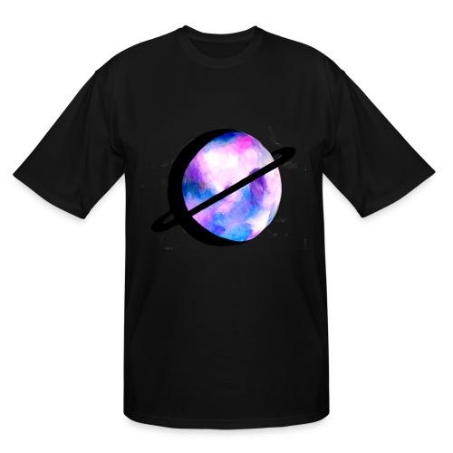 SPACE BABE (LONG) - Men's Tall T-Shirt
