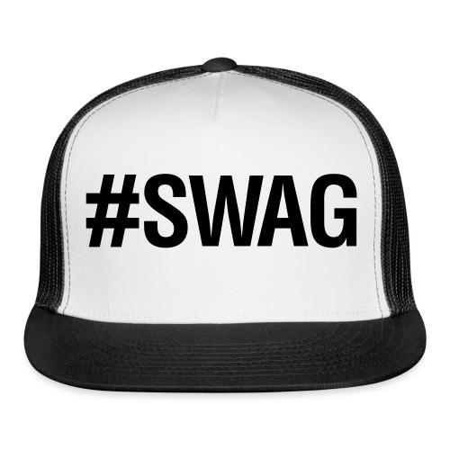 #SWAG snapback - Trucker Cap