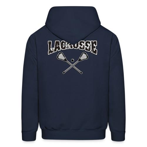 Lacrosse Mens Sweatshirt - Men's Hoodie