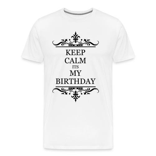 Birthday - Men's Premium T-Shirt