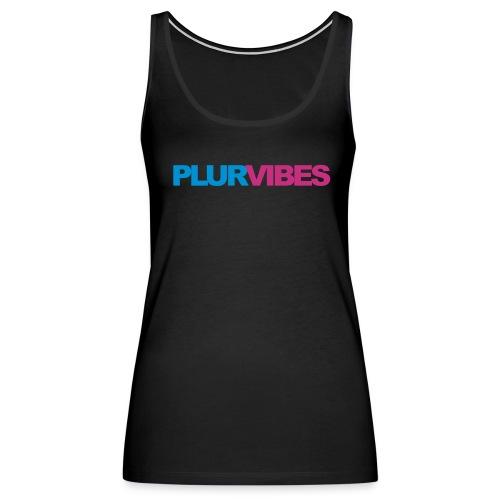Plur Vibes - Women's Premium Tank Top