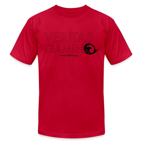 VG 5 Year - Men's Fine Jersey T-Shirt