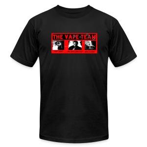 The vApe Team Premium LOGO He Tee - Men's Fine Jersey T-Shirt