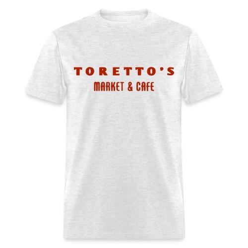 Toretto's Market & Cafe - Men's T-Shirt