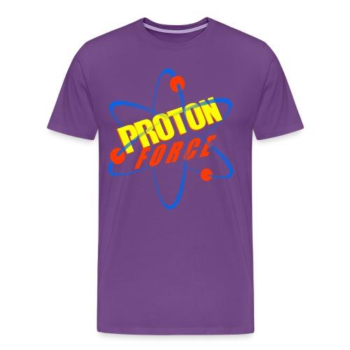 Men's Proton Force Shirt - Men's Premium T-Shirt