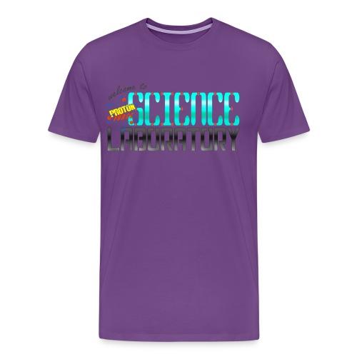 Men's Science Lab Shirt - Men's Premium T-Shirt