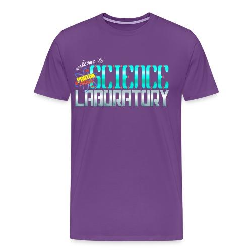 Men's Science Lab Shirt! - Men's Premium T-Shirt