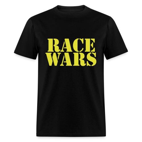 Race Wars - Men's T-Shirt
