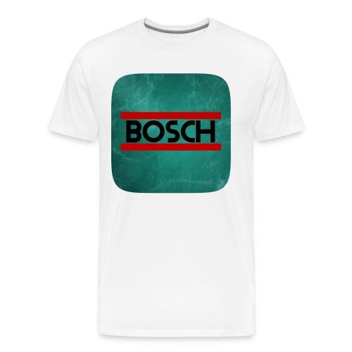BOSCH Aqua Rock - Men's Premium T-Shirt