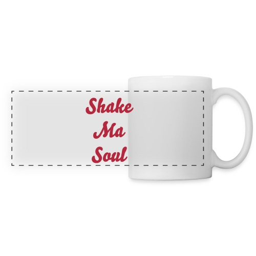 SMS Text Mug - Panoramic Mug