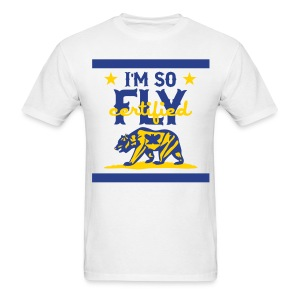 Im so  fly - Men's T-Shirt