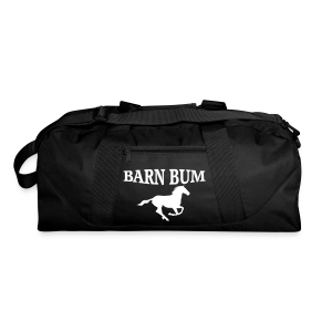 Barn Bum Duffel tote travel bag  - Duffel Bag